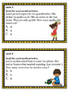 Reading Problem Task Cards: Subtraction
