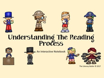 Reading Process Interactive Notebook