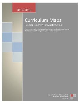 Reading Program Curriculum Map