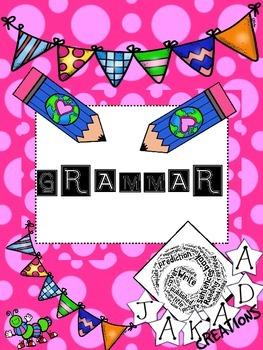 Reading Program - Grammar