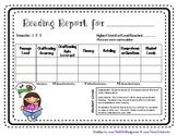Reading Progress Report