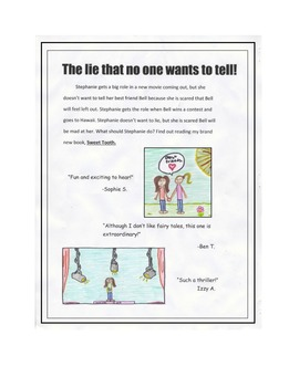 Reading Project - Fairy Tale Children's Book