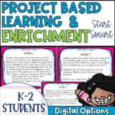 Reading Project-based Learning and Enrichment {Start Smart}