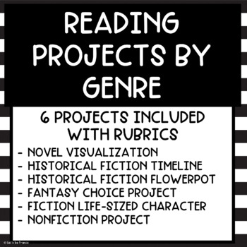 Reading Projects by Genre