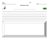 Reading Prompts and Matching Graphic Organizer
