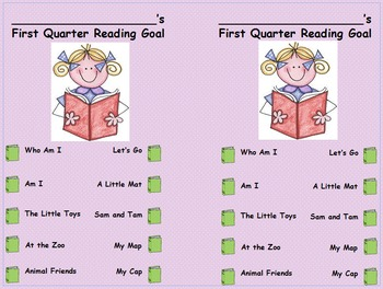 Reading Punch Card - First Quarter