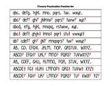 Reading Punctuation