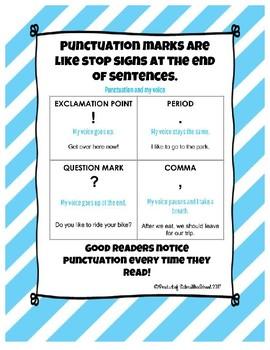 Reading Punctuation Lesson