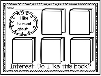 Reading Purpose and Interest