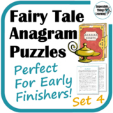 Reading Puzzles Based on Tales from the Arabian Nights (1,