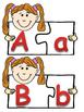Reading Puzzles for Kindergarten