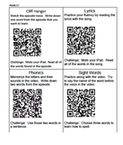 Reading QR Codes for Ipad Center
