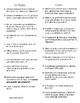 Reading Questions STAAR Aligned Spanish