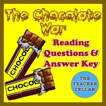 Reading Questions and Answer Key for The Chocolate War