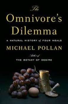 Reading Quizzes and Answer Keys for The Omnivore's Dilemma Chapters 1-5