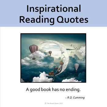 Inspirational Reading Quotes