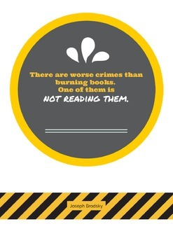 Reading Quotes Posters