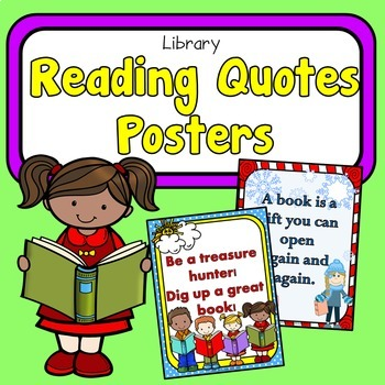 Library Posters