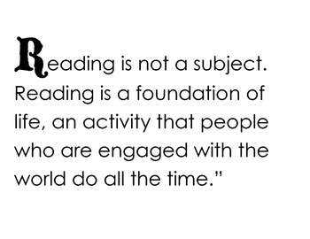 Reading Quotes by Rafe Esquith