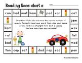 Reading Race CVC