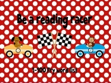 Reading Racer (Editable Powerpoint for high frequency words)