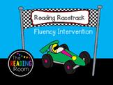 Reading Racetrack: Letter naming fluency