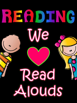 Reading: Read Aloud Lessons & Activities Bundle