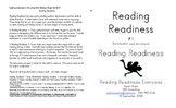 Reading Readiness 1 visual discrimination