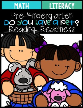 Reading Readiness (Pets)