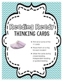 Reading Ready - Thinking Cards