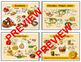 Reading Recipes 1 Visual Task Cards - Life Skills Cooking