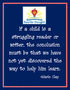 Reading Recovery/Reading Poster 1