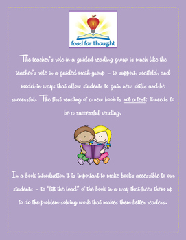 Reading Recovery/Reading Poster 2