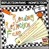 Reading Reflection Fans Using Bloom's Taxonomy - Informational Text