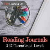 Reading Reflection Journals