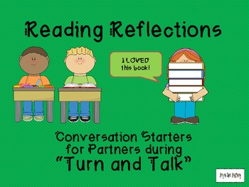 """Reading Reflections"" Conversation-starters for Partner Ta"
