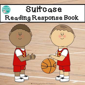 Reading Response Book for Suitcase, by Teresa Flavin (Guided Reading Level N)