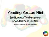 Reading Rescue Mini- Reading Comprehension Challenge for I