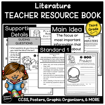 Reading Resource Book - Literature