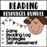 Reading Comprehension Resources Bundle