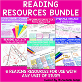 Reading Resources Bundle for Middle School