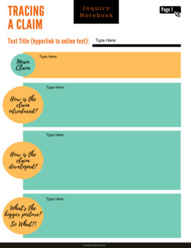 Close Reading Activities and Graphic Organizers MEGA Bundle for High School