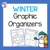Winter Graphic Organizers