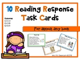 FREE Reading Response Task Cards! by Mrs N.