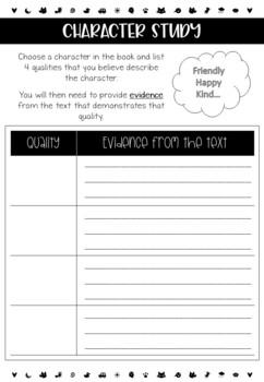 Reading Response Activities - 21 post reading activities