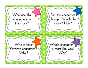 Reading Response Activities:  Fun Ways to Start Thinking Deeper about Books