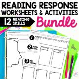 Reading Response Activities  - Growing Bundle