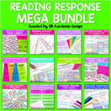 Reading Response Activities MEGA Bundle