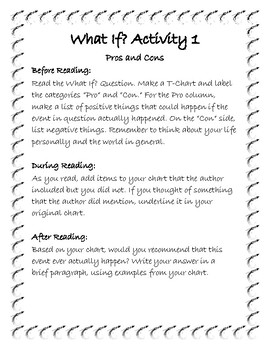 Reading Response Activities for Gifted, Advanced, and Fast-Finishing Learners