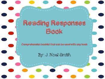 Reading Response Book